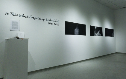Is this what forgetting looks like exhibition front